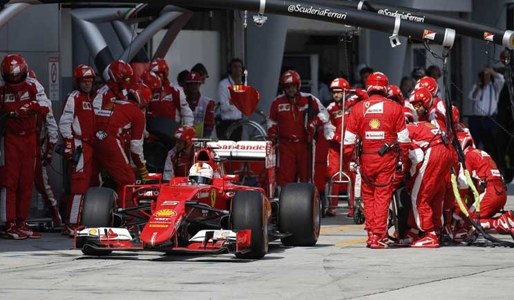 Sepang: trionfo Ferrari e disastro Mercedes.Le pagelle