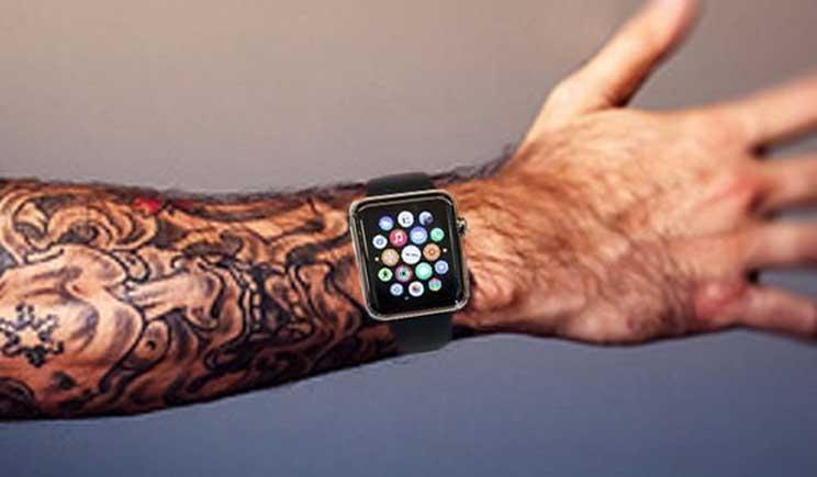 Apple Watch e il mistero dei tatuaggi sul polso