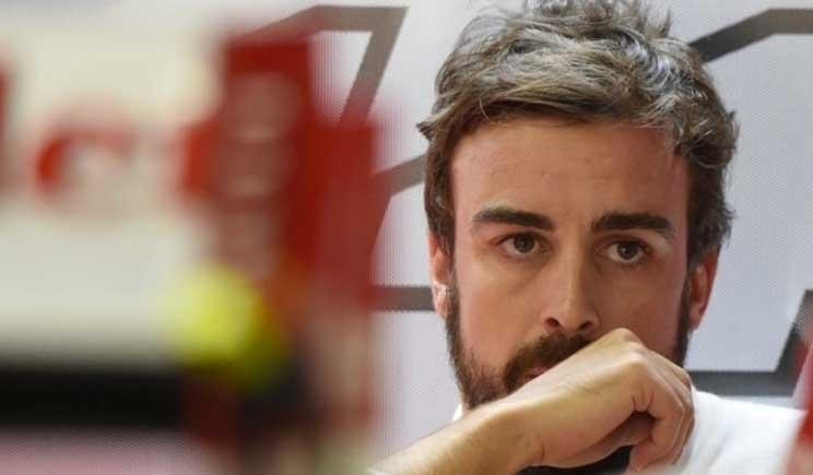 Alonso, troppi calmanti alla base del vuoto di memoria