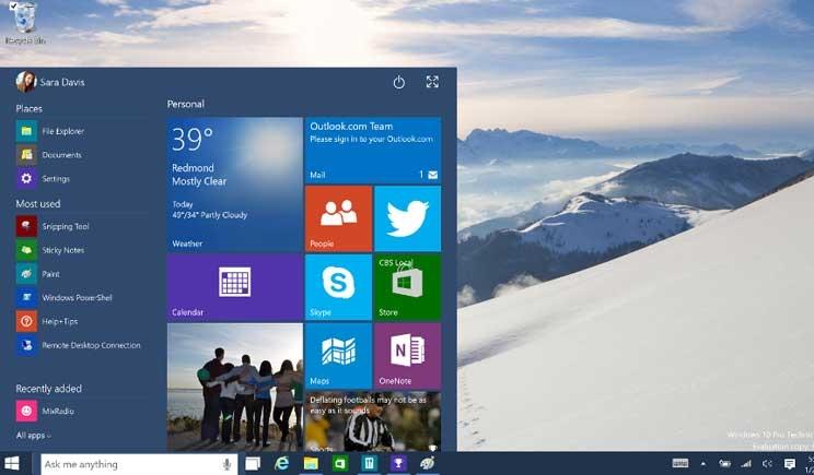 Windows 10 sarà l'ultimo sistema operativo di Microsoft