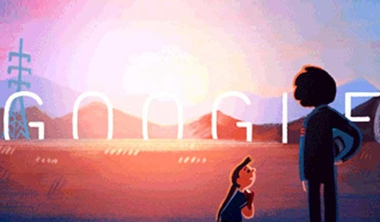 Google ricorda la prima astronauta americana con un Doodle