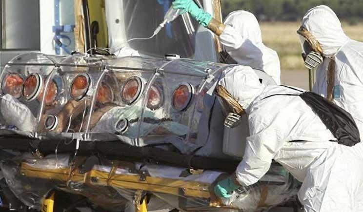 """Ebola, condizioni dell'infermiere sardo """"non critiche"""""""