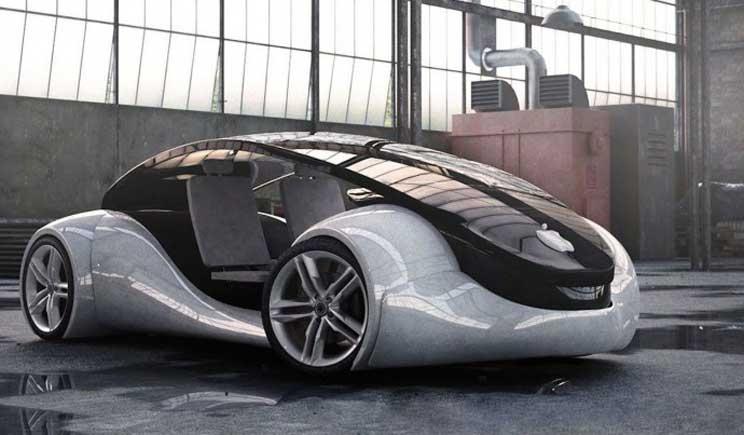 Apple: auto elettrica in arrivo?