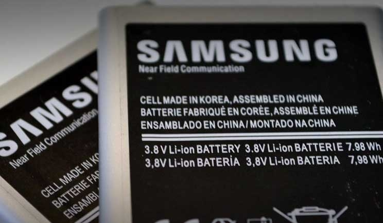 Samsung: in arrivo batterie al grafene dalla durata doppia