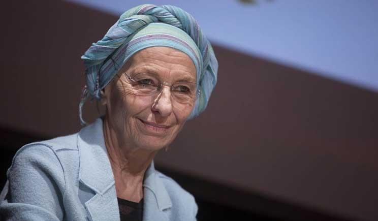 Emma Bonino e i consigli per battere il cancro