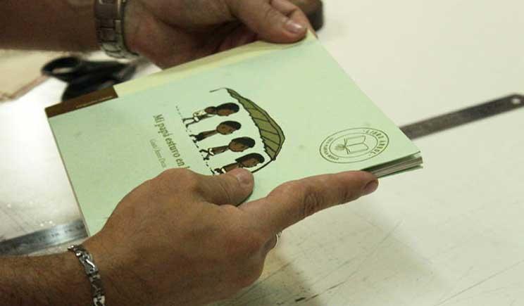 """Dall'Argentina il """"libro arbol"""" che diventa un albero"""
