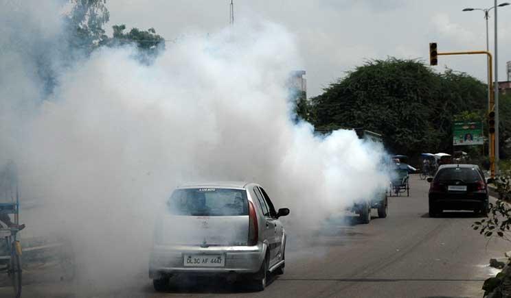 L'inquinamento provoca oltre 34 mila decessi l'anno in Italia