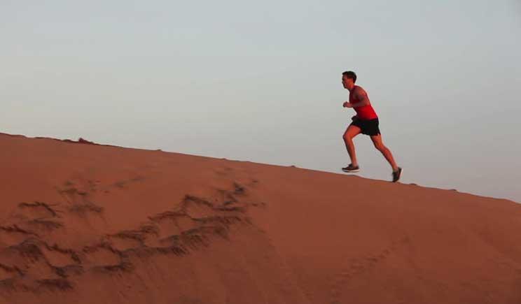 Praticare sport estremi avvelena il sangue come la setticemia