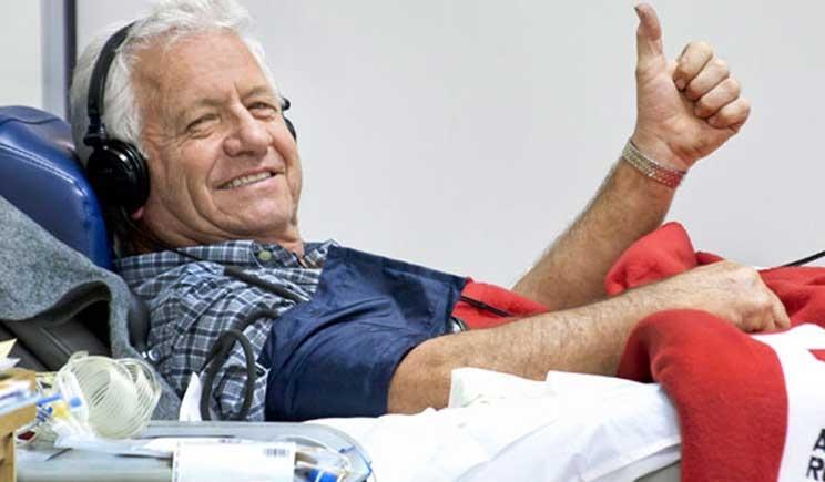 Donare sangue migliora le condizioni di salute