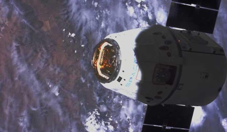 Nasa: ecco il primo video dallo spazio in 4K