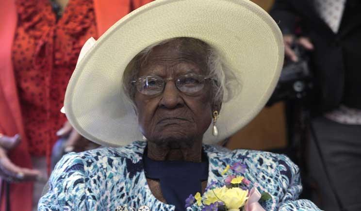 Morta a 116 anni Jeralean Talley, la donna più vecchia del mondo