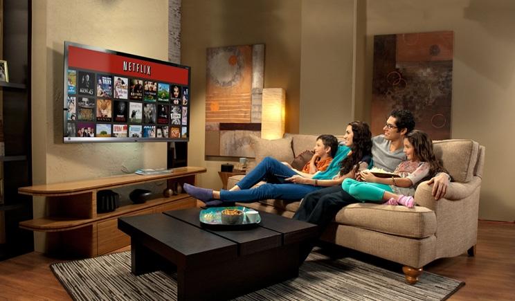 Netflix sbarca in Italia grazie ad un accordo con Telecom