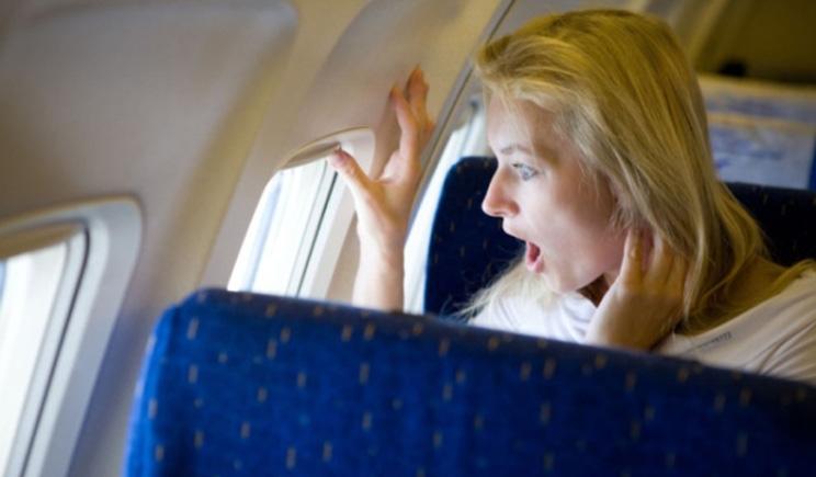 """""""Paura di Volare"""": al via i progetto per sconfiggere il terrore del volo"""