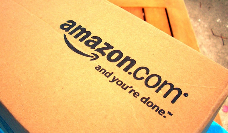 Amazon: in arrivo alimentari e detersivi
