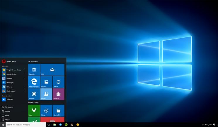 Windows 10, attenzione alle truffe via mail