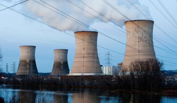 Partito l'ultimo convoglio di scorie nucleari da Trino