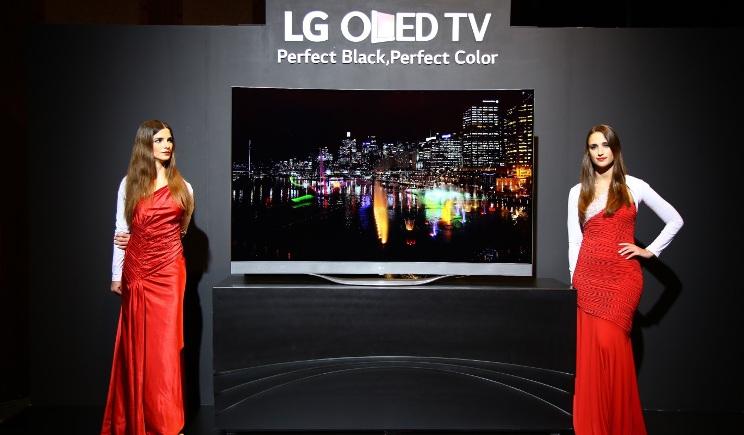 Lg: in arrivo i nuovi televisori Oled ultrapiatti