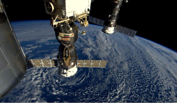 Arrivato il razzo Soyuz con il nuovo equipaggio della ISS