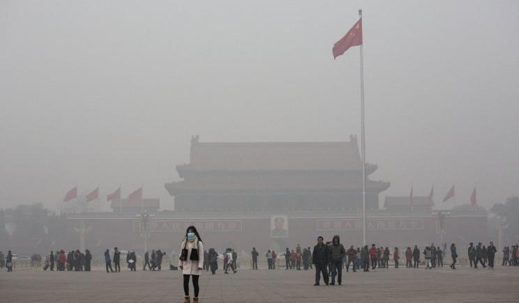 Smog di Pechino ormai intollerabile alla vigilia della Cop21