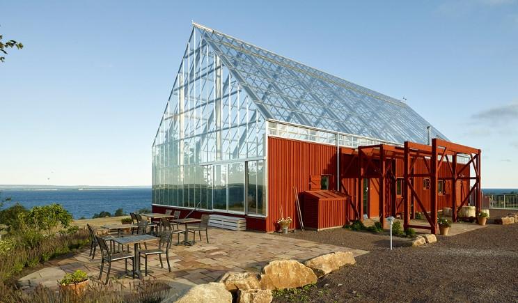 Ecco Naturhouse, la casa ecologica che si riscalda da sola