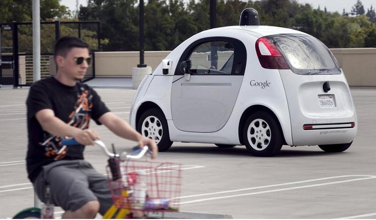 Le Google Car presto parleranno ai pedoni