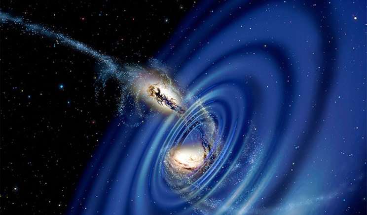 Onde gravitazionali, sempre più vicini alla scoperta ufficiale?