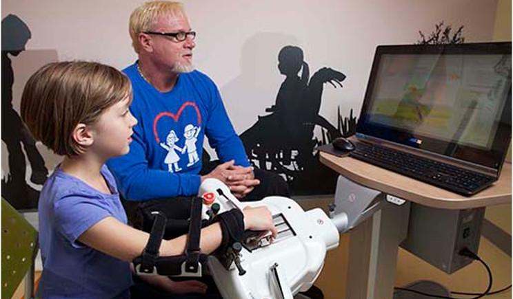 In arrivo due robot per la riabilitazione motoria dei bambini