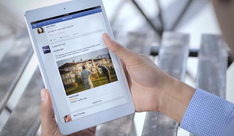Facebook oltre le attese, cresce il versante mobile