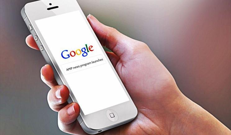 Ecco Google Amp, rivoluzione nella navigazione da mobile