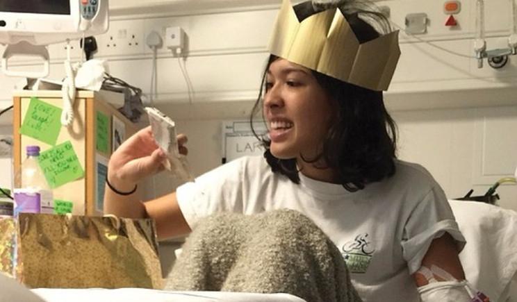 Lara, la ragazza che ha trovato un donatore di midollo su Twitter
