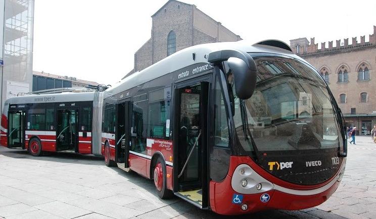 Bologna: ecco i primi tre filobus ad emissioni zero