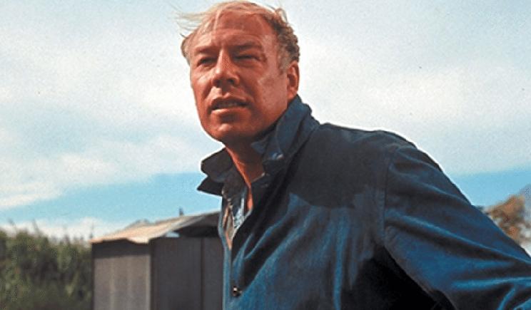 Addio a George Kennedy, premio Oscar