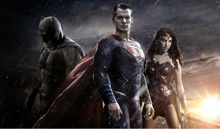 Batman v Superman: ottimo esordio al botteghino