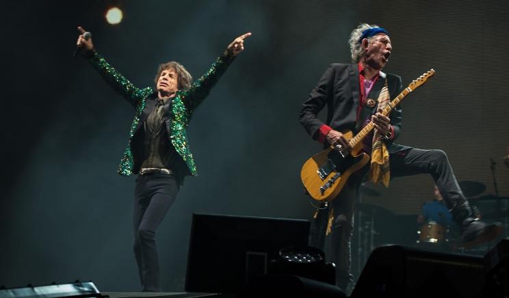Rolling Stones live a Cuba il 25 Marzo