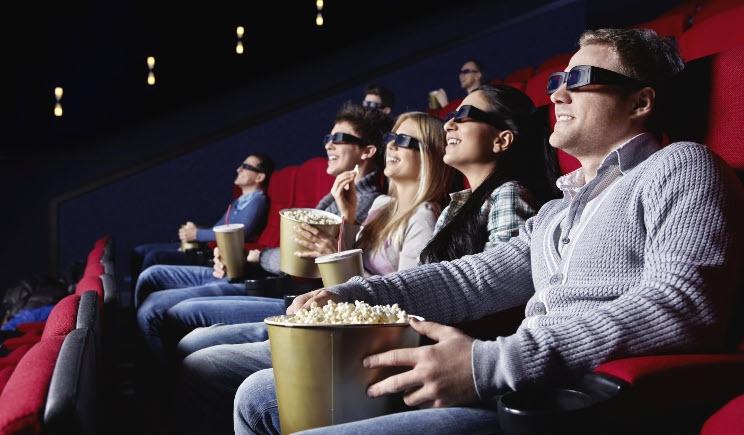 Tornano i CinemaDays, ingressi a soli 3 euro
