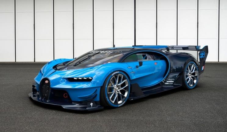 Bugatti Chiron: 1500 cavalli per 420 kmh