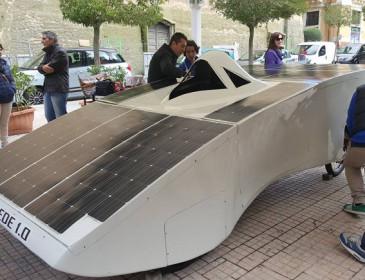Archimede: nasce in Sicilia la prima auto ad energia solare