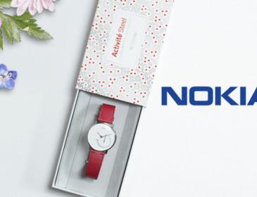 Nokia si lancia nel mercato degli smartwatch