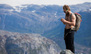 pictures from the photo-shoot / campaign shoot Kjerag, Norway 2013. Valid to 2015.