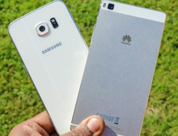 Huawei denuncia Samsung per violazione dei brevetti