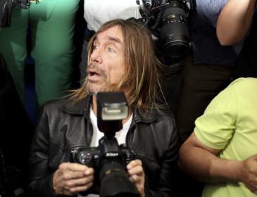 Iggy Pop sbarca a Cannes tra ricordi rimpianti