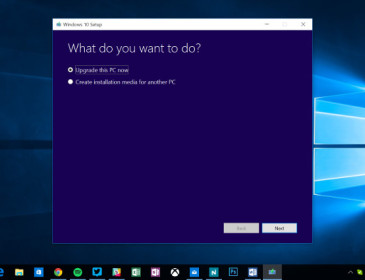Windows 10: Microsoft forza l'upgrade