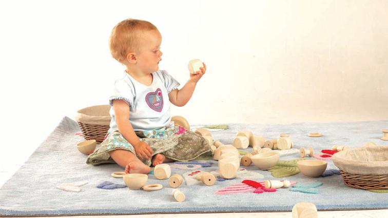 Il gioco euristico e lo sviluppo della creatività nei bambini