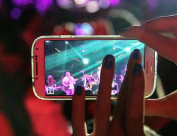 Apple: ecco il software che blocca le riprese video ai concerti