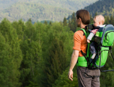 Bambini in montagna: istruzioni per l'uso