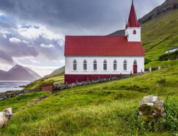 Faroe: dove non arriva Street View ci pensano le pecore