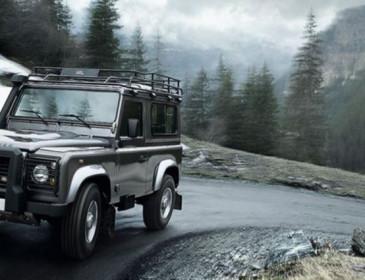 Jaguar Land Rover mira alla guida autonoma in ogni condizione