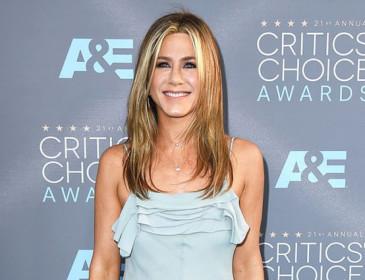 Jennifer Aniston ospite del Giffoni Film Festival