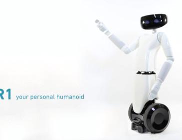 Ecco R1, il robot per famiglie al costo di un televisore