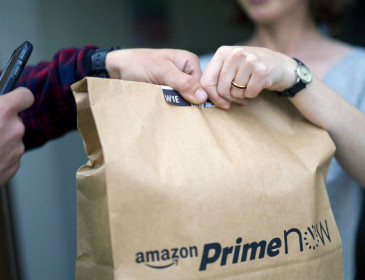 Amazon Prime Now porta la carne fresca a casa in un'ora